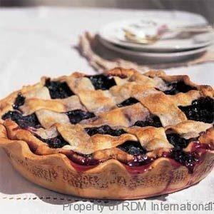 Homemade Pie Organic IQF Blackberries Fruit