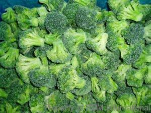 bulk frozen iqf broccoli distributor